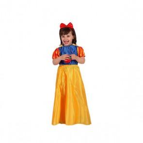 Costume per Bambini Principessa delle nevi