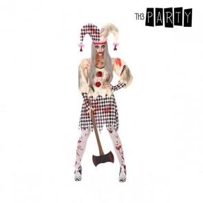 Costume per Adulti Arlecchino sanguinario (2 Pcs)