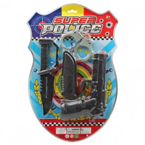 Set di Polizia (4 pcs)