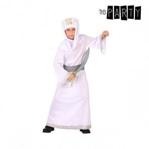 Costume per Bambini Arabo Bianco (3 Pcs)