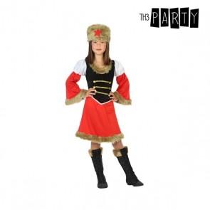 Costume per Bambini Russa (2 Pcs)