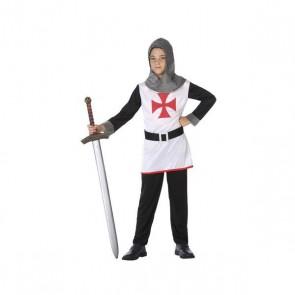 Costume per Bambini Cavaliere delle crociate (4 Pcs)
