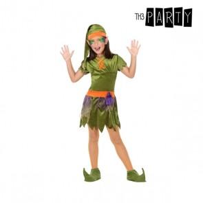 Costume per Bambini Folletto Verde (5 Pcs)