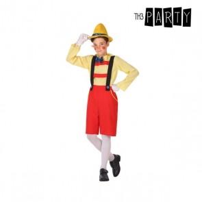 Costume per Bambini Pupazzo di legno (5 Pcs)