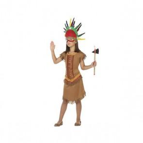 Costume per Bambini Indiana Marrone (1 Pc)