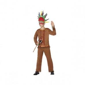 Costume per Bambini Indiano (2 Pcs)