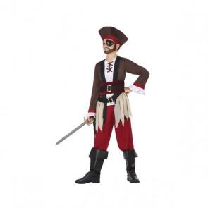 Costume per Bambini Pirata (5 Pcs)