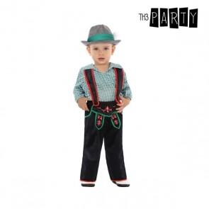 Costume per Neonati Tedesco (4 Pcs)