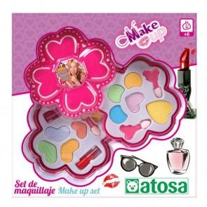 Set di Trucchi per Bambini Fiore Rosa