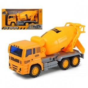 Camion Betoniera City Builder 119357