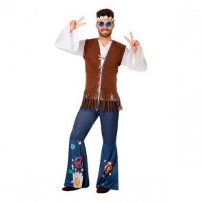 Costume per Adulti 110077 Hippie