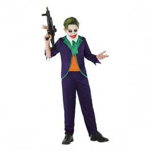 Costume per Bambini 112681 Pagliaccio Joker (3 Pcs)