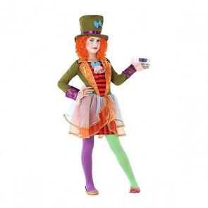 Costume per Bambini Cappellaia matta (2 Pcs)