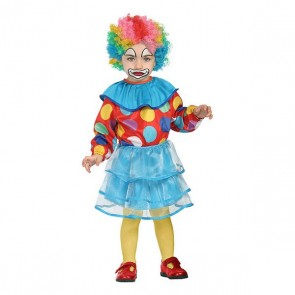 Costume per Neonati 113312 Pagliaccio donna