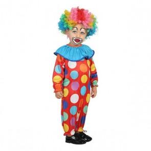 Costume per Neonati 113329 Pagliaccio
