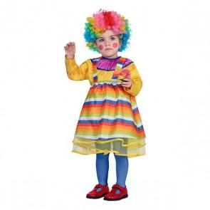 Costume per Neonati 113336 Pagliaccio donna