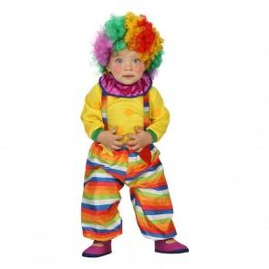 Costume per Neonati 113343 Pagliaccio