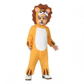Costume per Neonati 113374 Leone