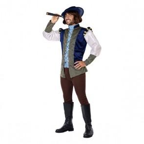 Costume per Adulti 113831 Cavaliere medievale