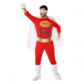 Costume per Adulti 115248 Eroe di fumetti