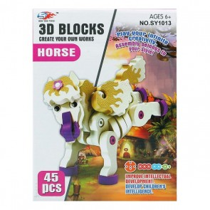 Puzzle 3D Cal 113298 (45 Pcs)