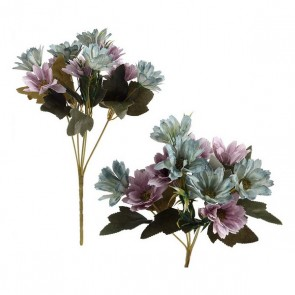 Fiore Decorativo Mazzo di gerbere 114752