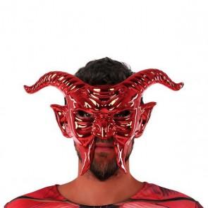 Maschera 117746 Demonio Roșie