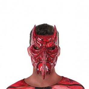 Maschera 117753 Demonio Roșie