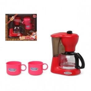 Caffettiera Kitchen Rosso 118590