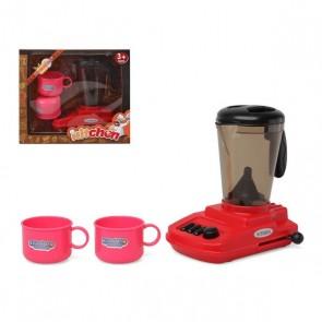 Frullatore Kitchen Rosso 118606