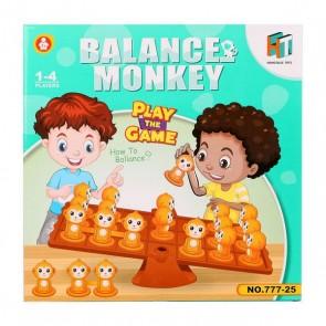 Gioco da Tavolo Balance Monkey 119146