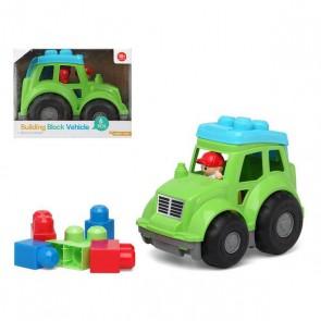 Camion con Blocchi di Costruzioni 114584 (6 pcs)