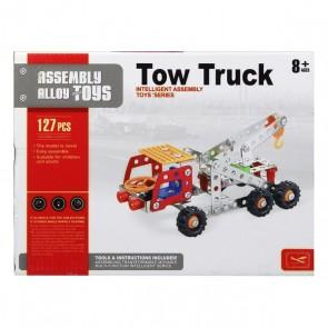 Set di Costruzioni Camion con gru 117608 (127 Pcs)