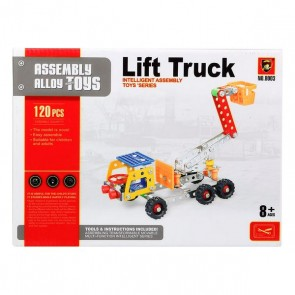 Set di Costruzioni Camion con gru 117622 (120 Pcs)