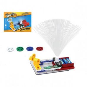 Gioco da Tavolo Electronic Bricks 118117 Proiettore