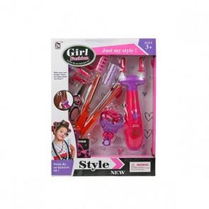 Set Prodotti per capelli da Bambino Fashion Style 118254