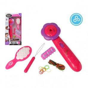 Set Prodotti per capelli da Bambino Girl Style Rosa 118278