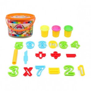 Set di Plastilina Numbers 118643