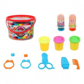 Set di Plastilina Hairdressing 118667