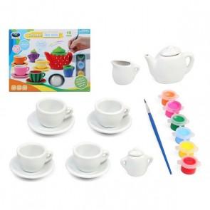 Set Attività Manuali Tea Time Diy 119947 (15 pcs)