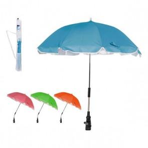 Ombrellone con Sedia da Spiaggia (100 cm)