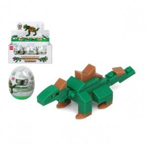 Set di Costruzioni Dinosaurs World