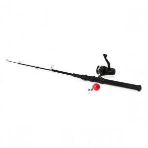 Canna da pesca 117958 Nero (150 Cm)