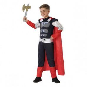 Costume per Bambini Thor Eroe di fumetti