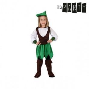 Costume per Bambini Th3 Party Bambina dei boschi