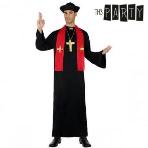 Costume per Adulti 3884 Prete