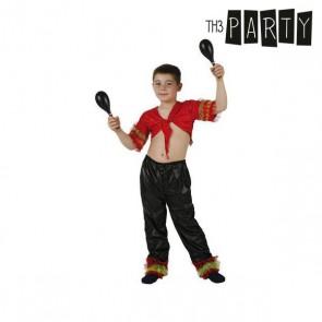 Costume per Bambini Th3 Party Ballerino di salsa