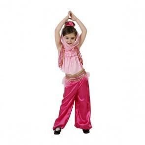 Costume per Bambini Ballerina araba Rosa (3 Pcs)