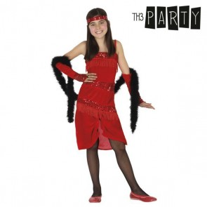 Costume per Bambini Th3 Party Charleston Rosso