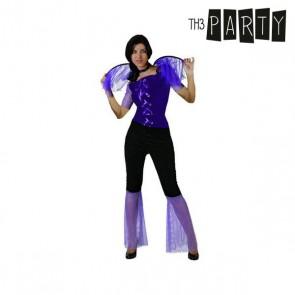 Costume per Adulti Th3 Party Vampiro donna con ali